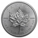 1 oz Canadian Silver Maple