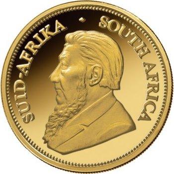 1 oz South African Gold Krugerrand Obverse