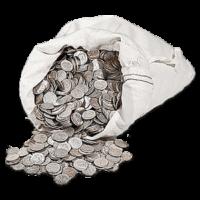 90% Junk Silver Bag