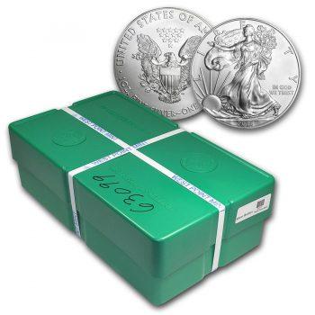American Silver Eagle Monster Box