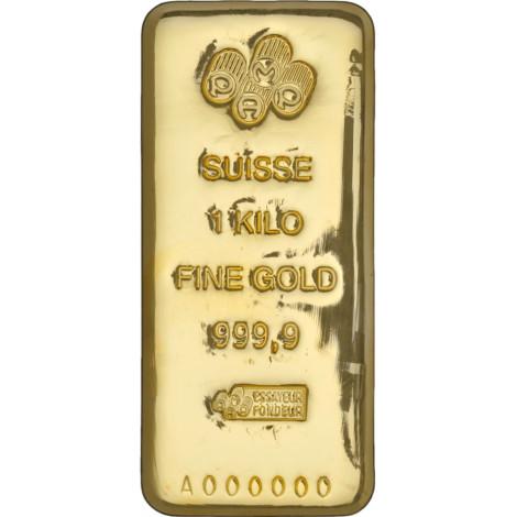 Buy Kilo Gold Bar with Bitcoin
