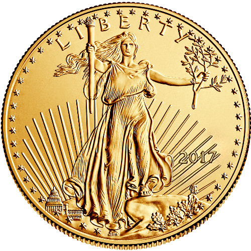 2017 1 2 Oz American Gold Eagle Buy Gold For