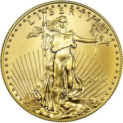 2018 1/2 oz American Gold Eagle