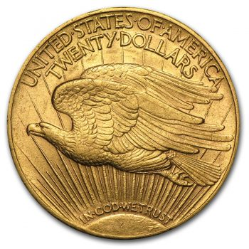 Saint Gaudens Gold Double Eagle
