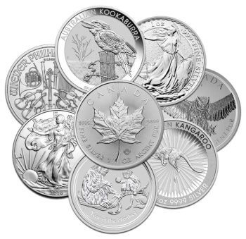 1 oz Generic Silver Product