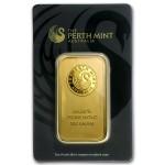 100 Gram Perth Mint Gold Bar