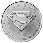 Superman Shield Coin