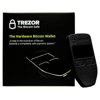 Buy Trezor Bitcoin Wallet