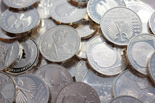 Buy silver coins with bitcoin