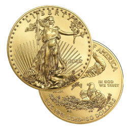 2020 1 oz American Gold Eagle
