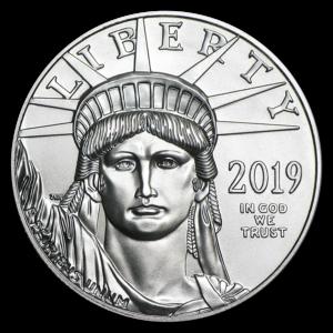 1 oz American Platinum Eagle